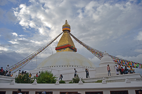 Bouddhanath Stupa (Khasti Gumba)