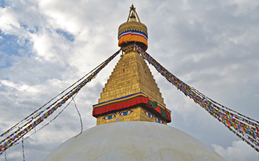 Nepal Highlights Tour - Bouddhanath