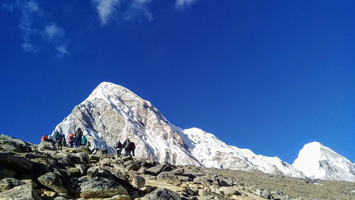 Kalapatthar - Everest Base Camp Trekking