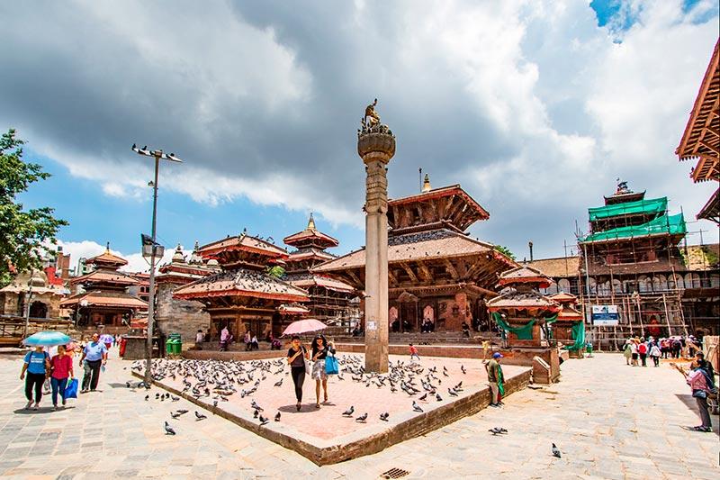 Kathmandu Durbar Square Sightseeing