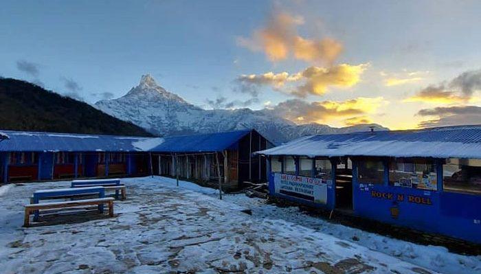 Low Camp - Mardi Himal Trekking
