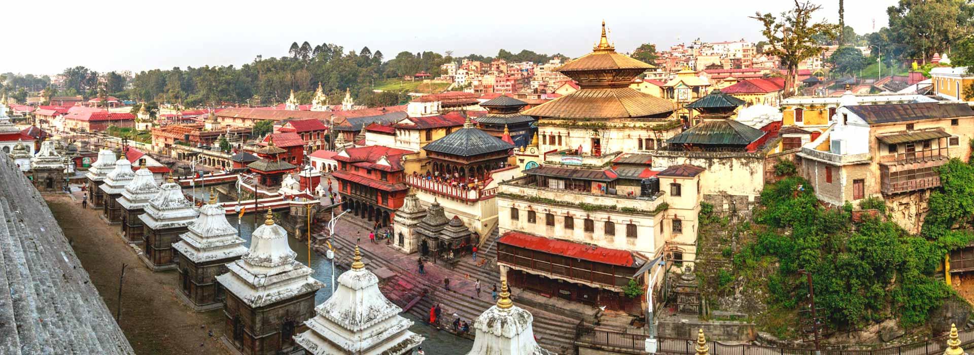 Kathmandu Heritage Tour - Pashupatinath Temple