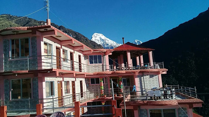Ulleri - Annapurna Area