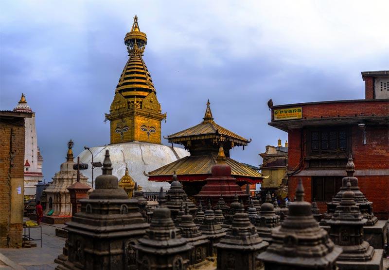 Swoyambhunath Kathmandu Valley Sightseeing