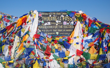 Thorang La Pass - Annapurna circuit Trek