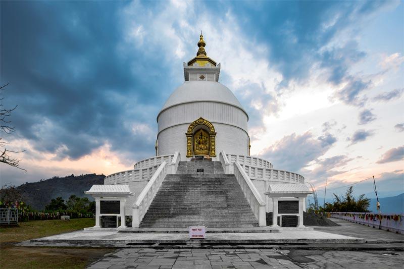 World Peace Pagoda - Pokhara
