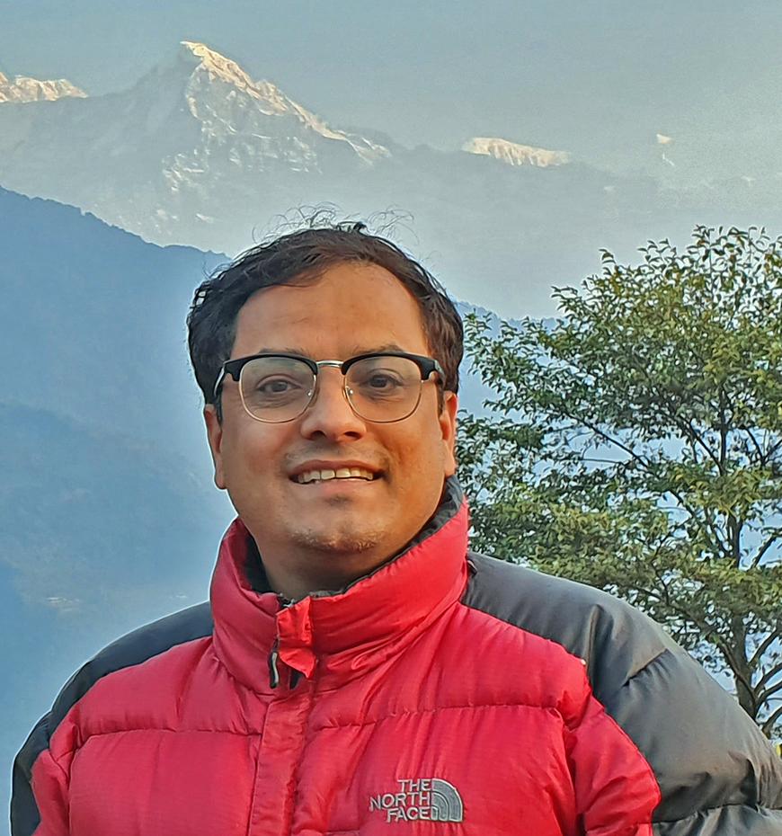 Machhindra Acharya