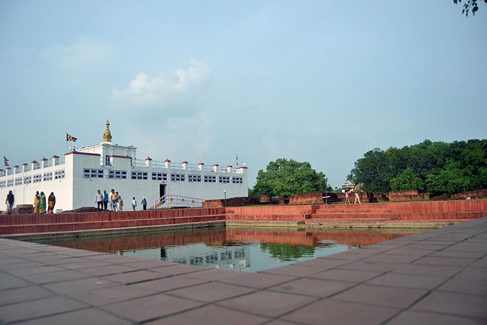 Maya Devi Temple Lumbini