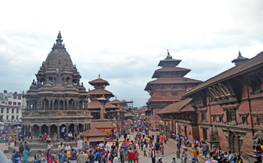 Patan Durbar Square, Memorable Nepal Tour