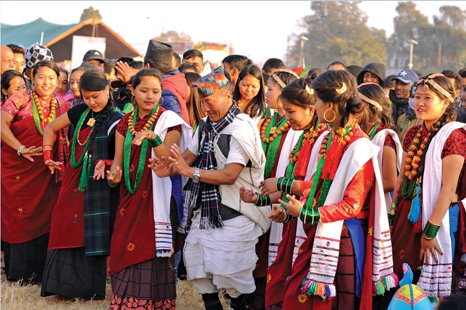 Gurung Tamu Lhosar