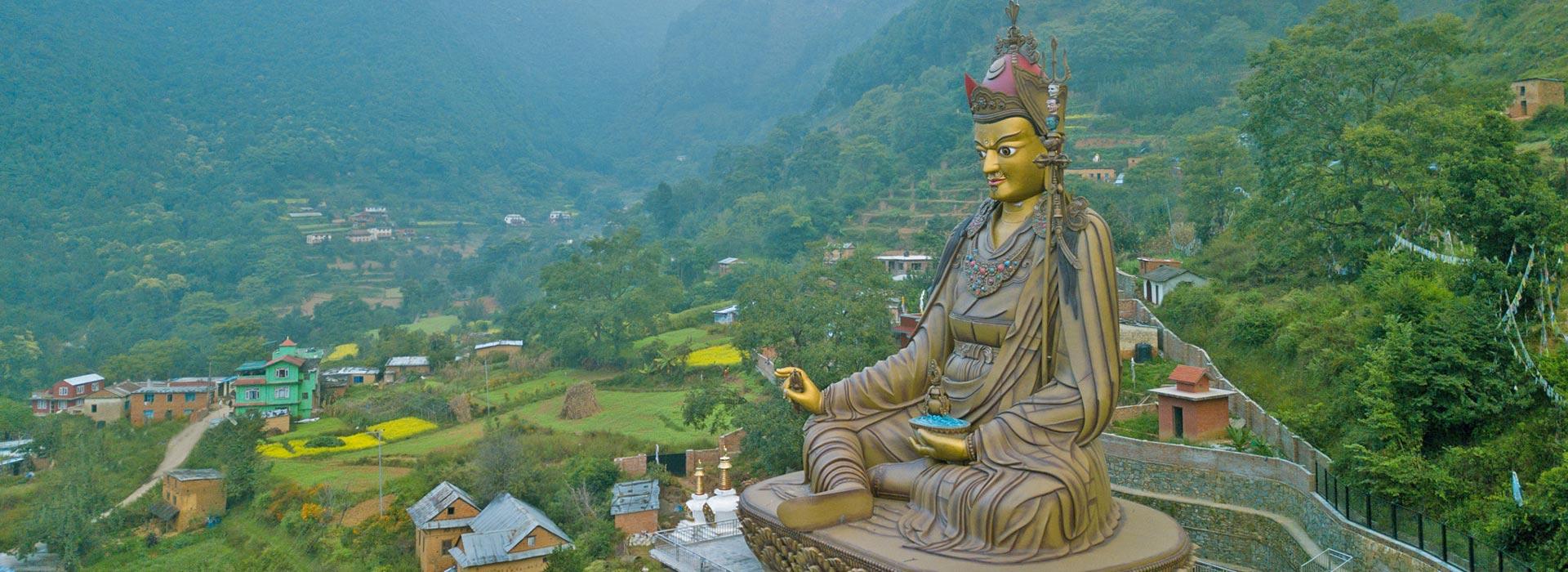 Tibetan Manastries of Kathmandu Valley