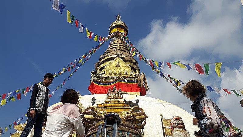 Major Places to Visit around Kathmnadu Valley