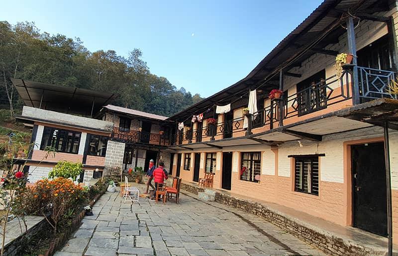 Dhampus, Trekking Accommodation,