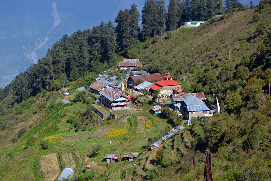 Some Facts about Gosaikunda Trek