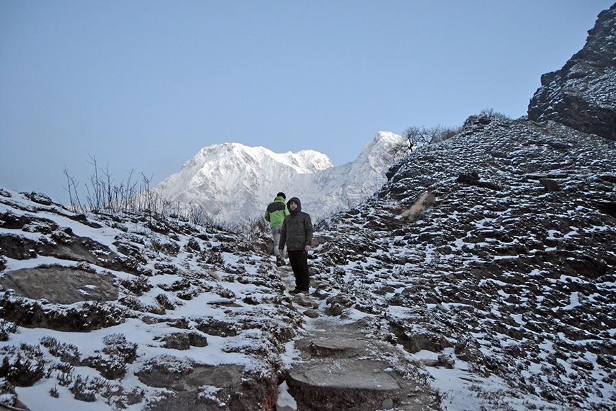 Wonderful Mardi HImal Trekking