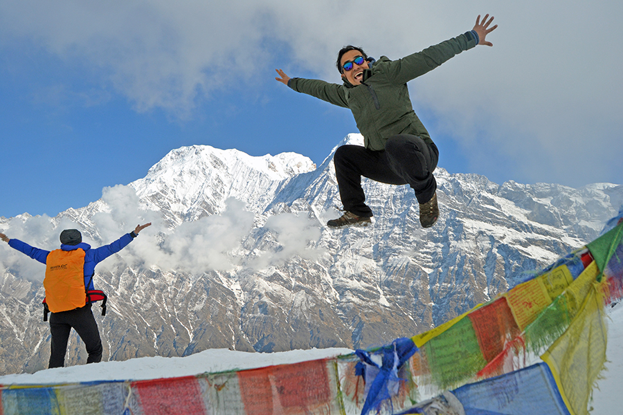 Mardi Himal Trekking: Wonderful hiking destination