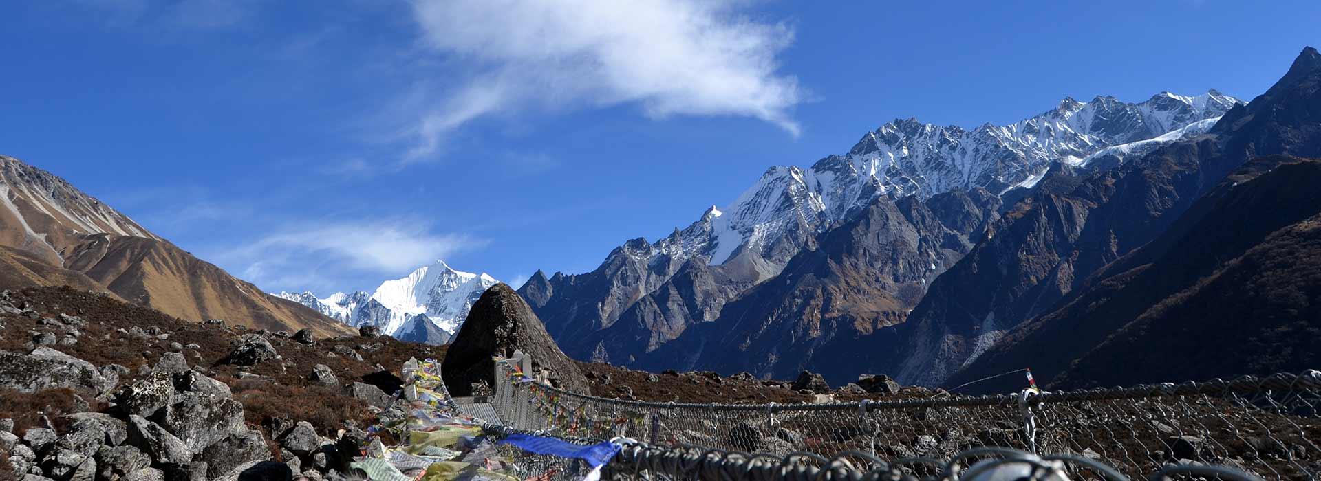 7 Days Langtang Valley Trek