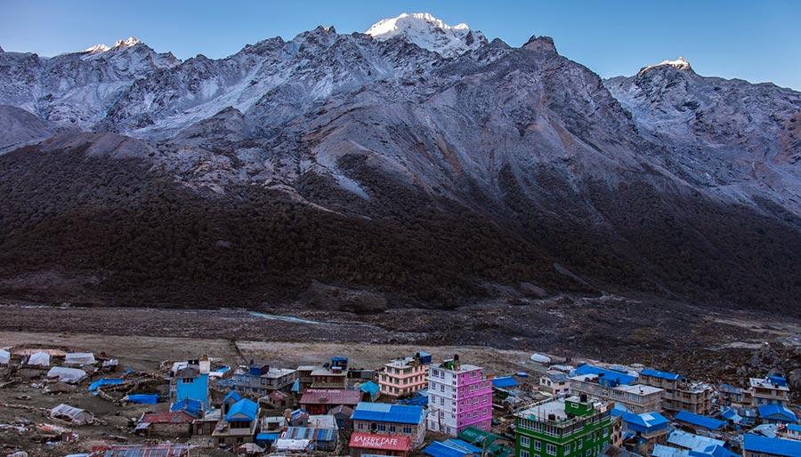 Langtang Valley Trek - Kyanjin Village