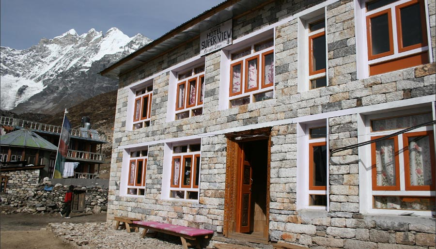 Lodge and Accommodation in Langtang Valley