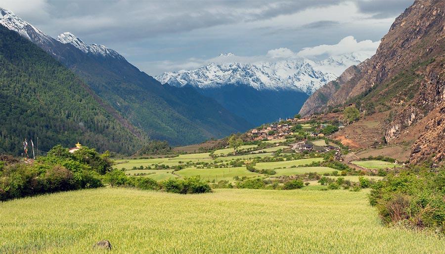 12 Days Tsum Valley Trek