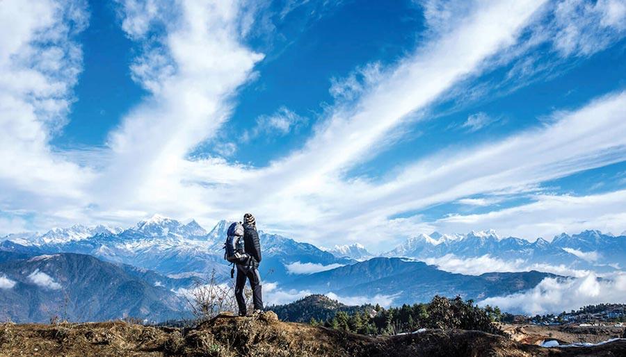Plan Nepal Trekking, 17 October onwards